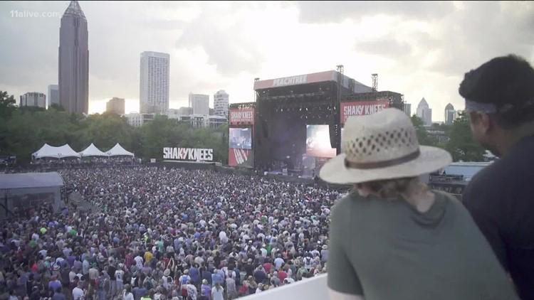Shaky Knees festival returning today to Atlanta