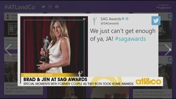Brad & Jen at SAG Awards