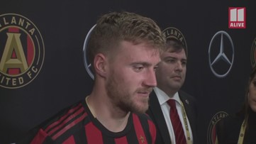 Julian Gressel speaks after 'disappointing' Atlanta United loss to Toronto FC in Eastern Conference Final: 'It didn't go the way we wanted to'