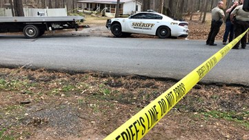 GBI: Suspect attempts to run over deputy after police chase ends in crash