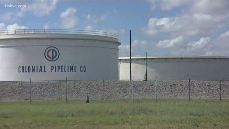 Report: Colonial Pipeline paid $4.4M to hackers because company didn't know how bad breach was