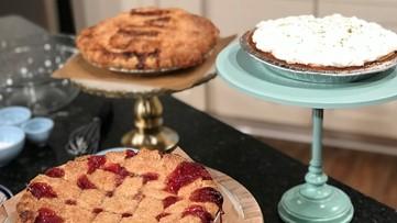 Celebrating Pi Day with Pie Bar!
