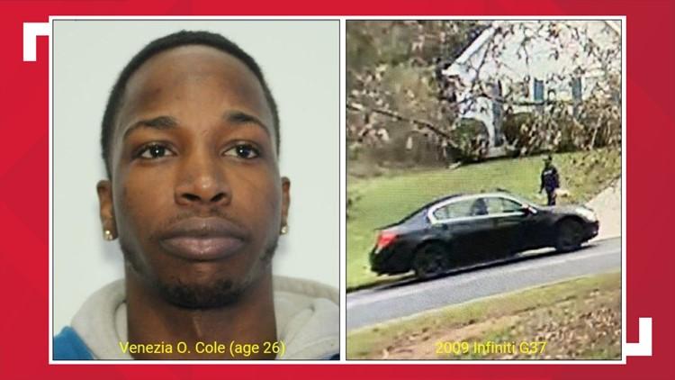 Man shoots ex-girlfriend snellville