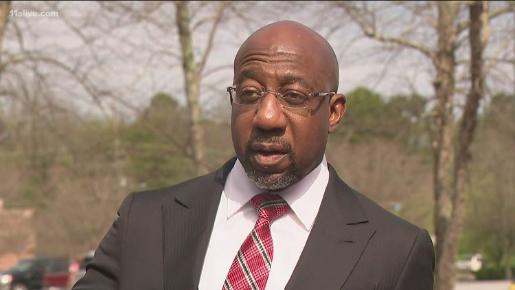 Warnock proposes legislation to study disparity in benefits by race, ethnicity of veterans