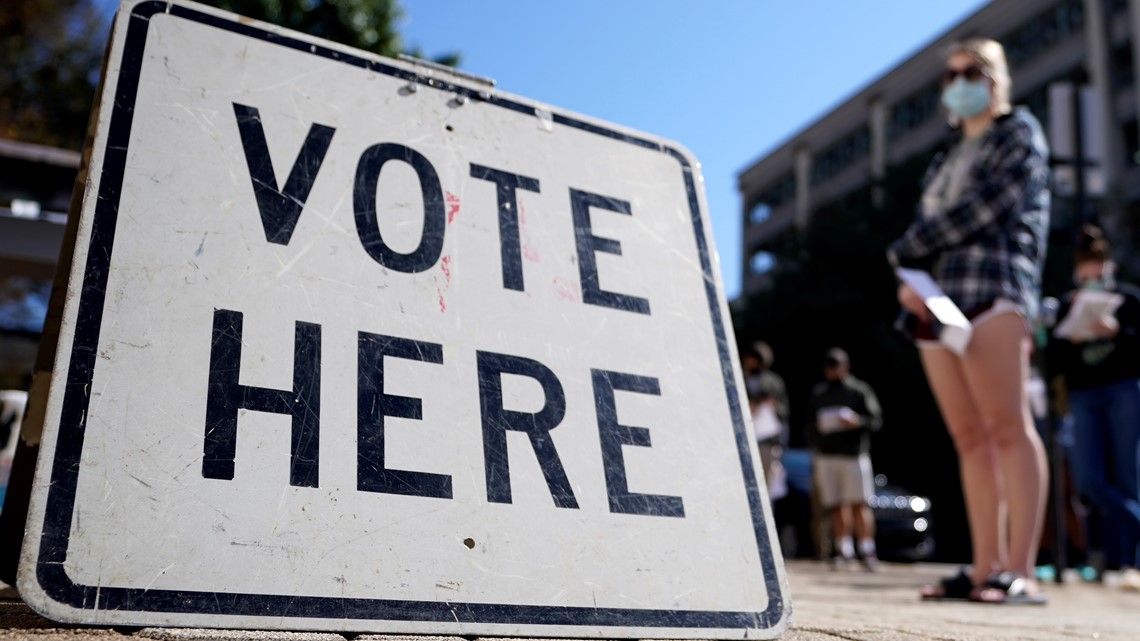 Local groups energize voters on last weekend of early voting
