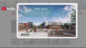 Gwinnett County's Revel development is being postponed