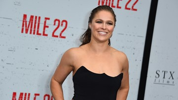 Ronda Rousey nearly slices finger in half while filming '9-1-1' series