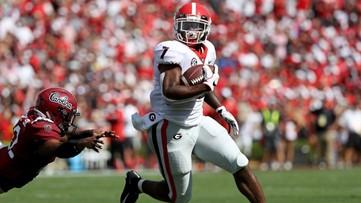 College Football: Where does UGA stand in the latest coaches poll?