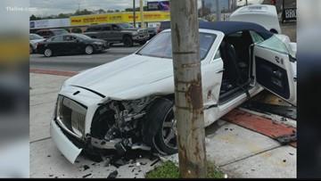 Attorney: Hawks player Chandler Parsons suffered 'brain injury' in crash with drunk driver
