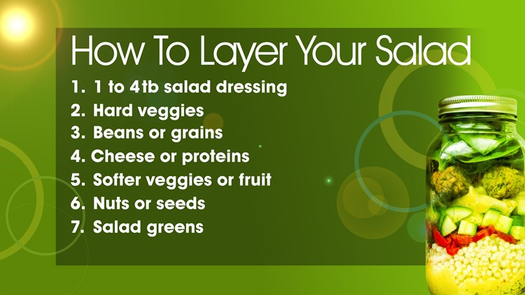 Layer Your Salad