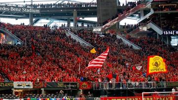 Atlanta United | Global attendance survey puts Mercedes-Benz Stadium in elite company