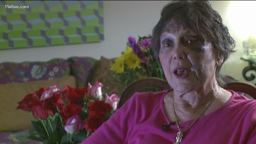 84-year-old woman speaks after attack at Cobb County Publix
