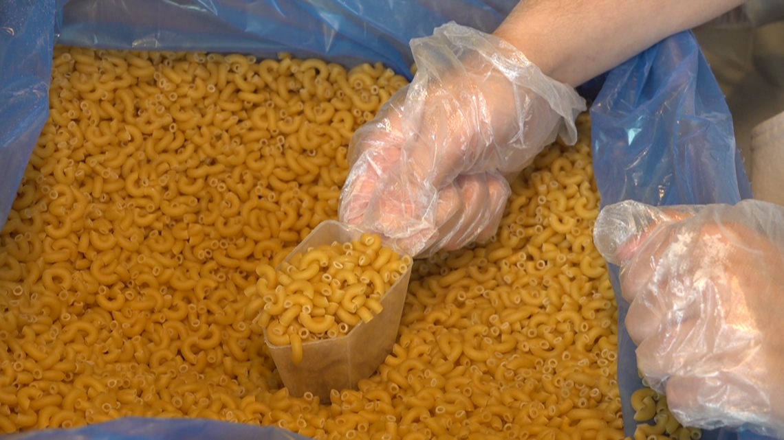 25,000 meals prepped for those in need