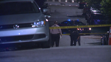 Buckhead bar fight spills into the street, ends with one man shot