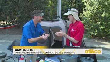 Camping 101 with David Zelski