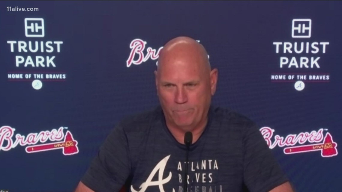 Atlanta Braves lead the division