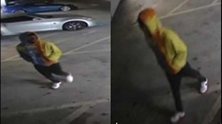 Police seeking help identifying aggravated assault suspect