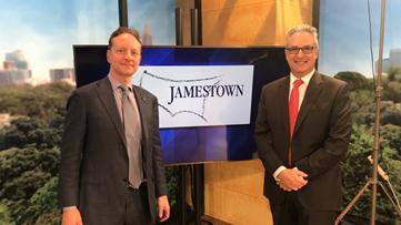 Exec. Profiles: Jamestown CEO Matt Bronfman