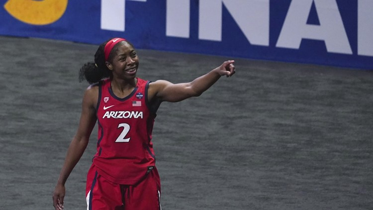 Aari McDonald ready to make impact with Atlanta Dream
