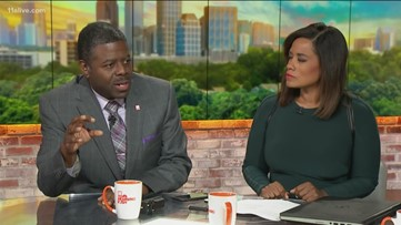 The Morning Rush team discuss 3rd grader not allowed to take school pictures because of her hair extensions