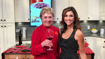Salsa Recipes with Chef Nancy