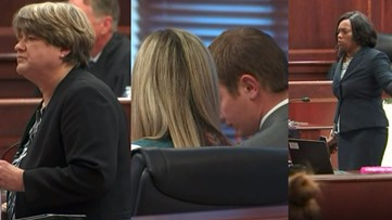 Awaiting the verdict in the foster parent murder trial