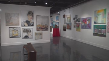 Art auction to benefit local charities