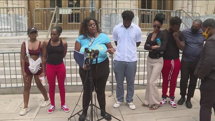 Families: Police 'use of force' still excessive