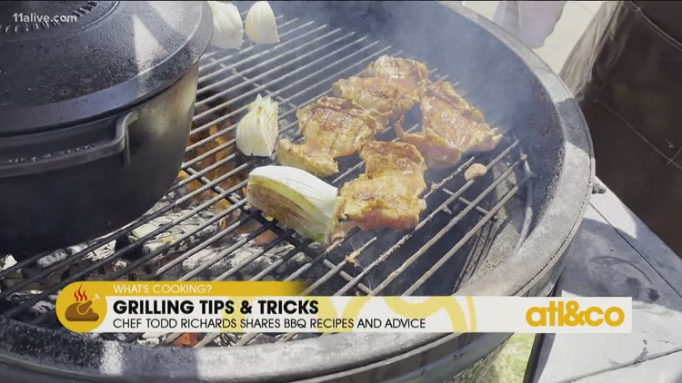Grilling Tips & Savory Recipes