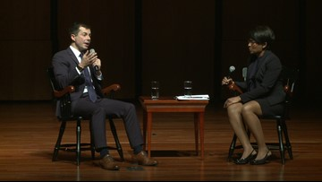 'Mayor Pete' at Atlanta's Morehouse College unveils college tuition program supporting minority students
