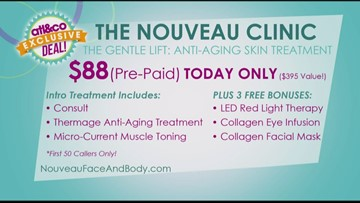 The Gentle Lift with Nouveau Clinic
