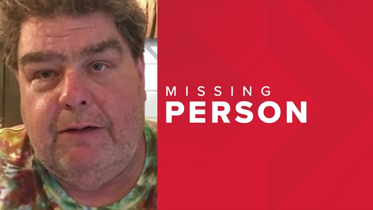 John 'Big John' Sisk missing in Cherokee County
