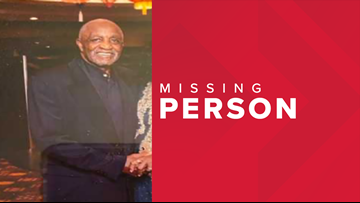 81-year-old Charles McGruder is missing from Jonesboro