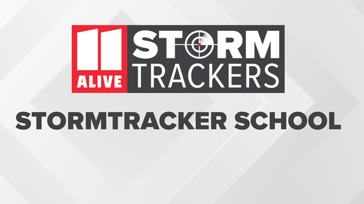 StormTracker School Lessons for Students, Educators