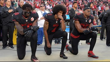 NFL says these 11 teams have signed up for Colin Kaepernick's audition
