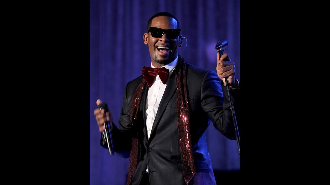 PHOTOS: R  Kelly | 11alive com
