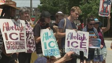 No sign of massive immigration raids in Atlanta