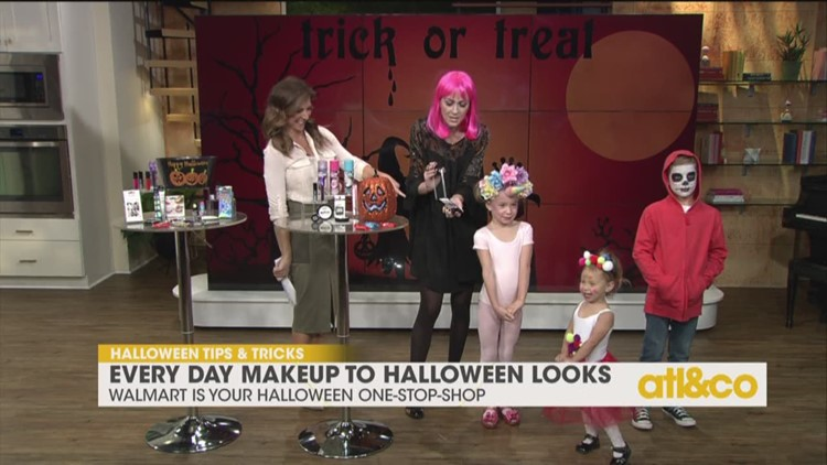 halloween makeup tips with emily foley