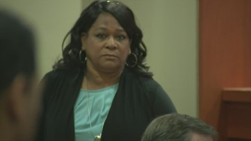 Mother of Anthony Hill gives victim impact statement in Robert Olsen murder trial