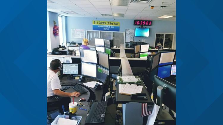 Explosive 'boom' noise heard in parts of northwest Georgia, 911 center says