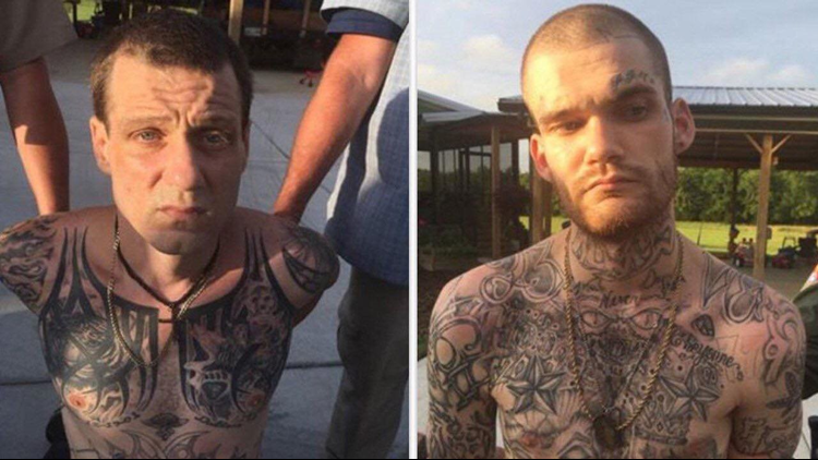 This is how the manhunt for the inmates accused of killing Ga