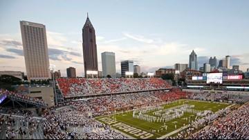 Georgia Tech schedules football games against Alabama, Georgia State