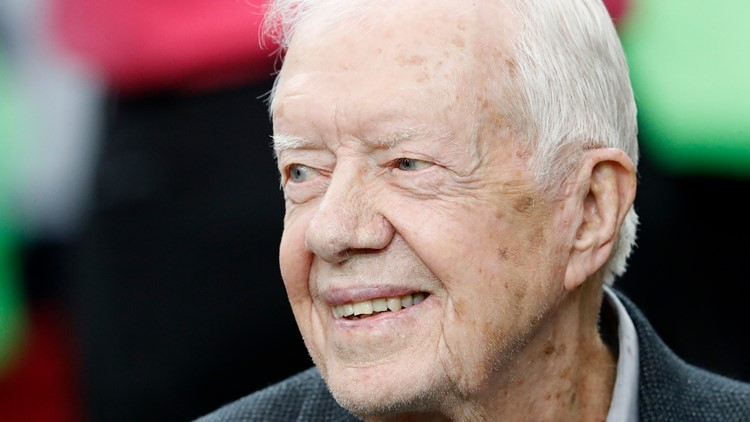 Bill introduced to establish Jimmy Carter National Historic Park