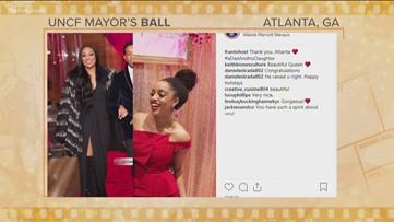 Atlanta Mayor's Masked Ball raises money for UNCF scholarships