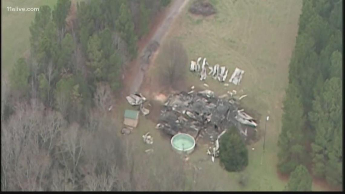 Home explodes, debris thrown as far as 80 feet