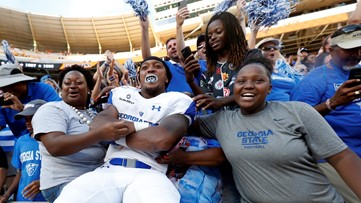 Georgia State to get $950,000 from the SEC team they just beat