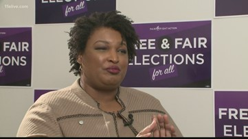 How Stacey Abrams has is fighting to improve the quality of life for African Americans