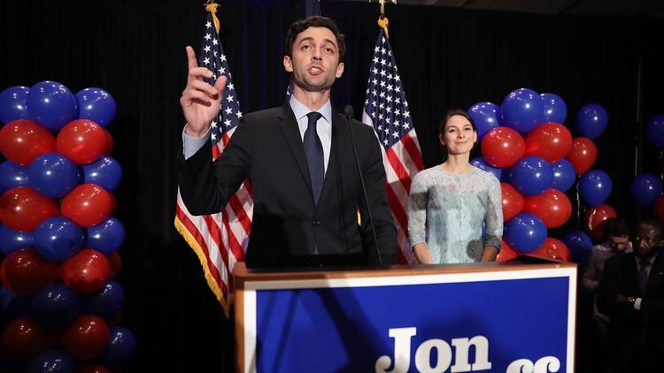 Jon Ossoff says he will run for Senate