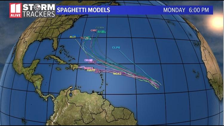 Spaghetti Models