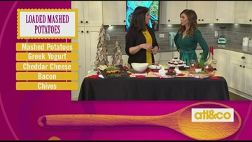 Quick & Easy Holiday Fixings with Holley Grainger